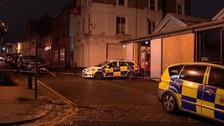 Driver arrested after car ploughs into Gravesend nightclub