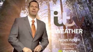 James Wright has forecast for east of region