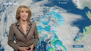 Here's Emma with the Sunday lunchtime weather update