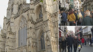 York tops list of best places to live in Britain for the first time