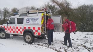 Cleveland Mountain Rescue Team