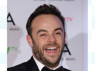 Ant McPartlin presents a number of ITV shows alongside Declan Donnelly.