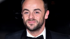 Ant McPartlin arrested 'on suspicion of drink-driving'