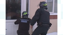 Fourteen arrested in County Durham raids