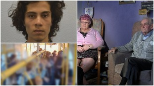 Shocked foster parents loved Tube bomber 'like a son'