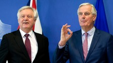 UK and EU agree Brexit transition deal