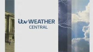 East Midlands Weather: Breezy with showers later