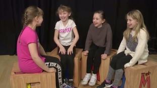 Matilda the Musical starts tour of UK