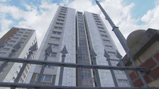 Cardiff tower blocks fail new fire safety tests