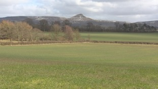 Roseberry Topping, near Middlesbrough.