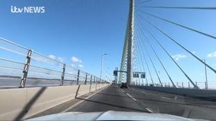 Drivers fined £3 million in toll fines on Mersey Gateway Bridge