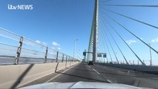 Drivers fined £3 million in toll fines on Mersey Gateway Bridge