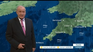 Icy conditions expected after a freezing night in the South West