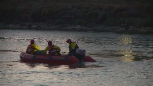 Three-year-old girl rescued from car in Cardigan river