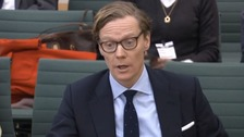 Warrant sought to probe Cambridge Analytica
