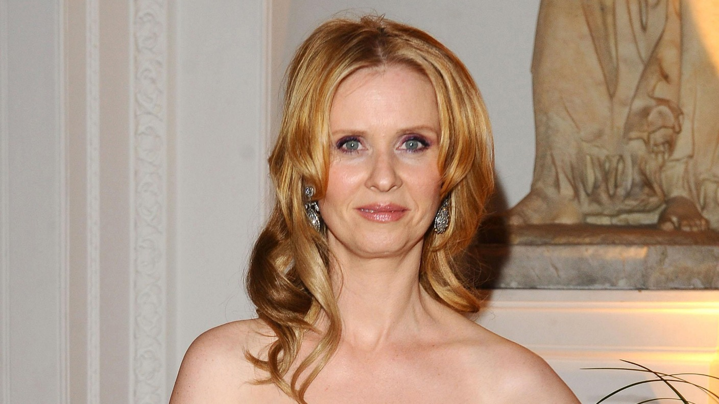 Cynthia Nixon announces candidacy for New York governor ...