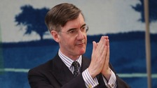 Rees-Mogg warns May she must deliver a 'proper Brexit'