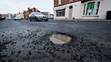 Cost of repairing damaged roads rises in South West