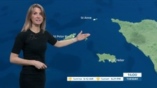 Sunny periods, but cloudy at times