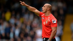 Dino Maamria is back at Stevenage.