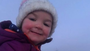 Toddler Kiara Moore dies after being pulled from car in Cardigan's River Teifi