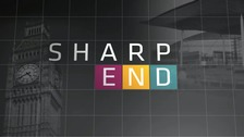 If you missed last night's Sharp End catch up here