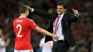 Chris Gunter has denied senior Wales players begged former boss Chris Coleman to stay on as manager
