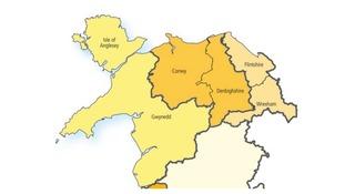 North Wales councils