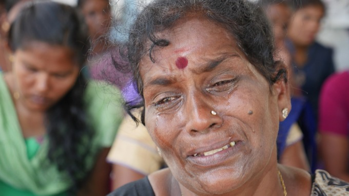 Mothers of Sri Lanka\'s 100,000 \'disappeared\' desperately looking for answers
