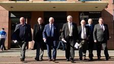 ECHR rejects Irish government call over 'Hooded Men'