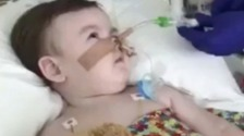 Alfie Evans: Supreme Court rejects life support appeal