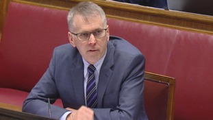 Head of NI Civil Service David Sterling