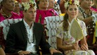 The Duke and Duchess of Cambridge received handwoven fans on their trip to Tuvalu.