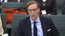 Cambridge Analytica suspends CEO Alexander Nix over data scandal