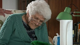 Jane Gough had more than 36 carer in her first few weeks