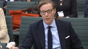 "Alexander Nix has been accused of ""deliberately misleading"" Parliament by denying allegations of harvesting personal data from Facebook users."