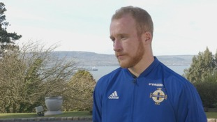 Liam Boyce returns to NI squad from injury