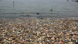 Ocean plastic waste could treble in a decade without action, report says