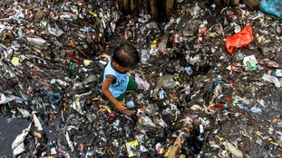 Indonesia has become the number two contributor of plastic wastes in the oceans producing 175,000 tons of waste each day, amounting to 64 million tons per year.