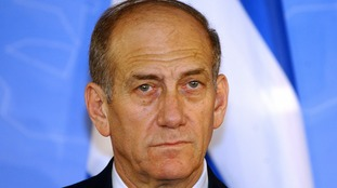 Former prime minister Ehud Olmert ordered the strike.