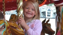 Funeral takes place for 7-year-old killed out playing in the snow