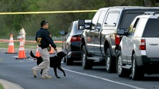 Texas serial bombing suspect killed