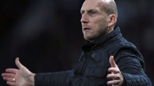 Reading sack manager Jaap Stam after poor run of results