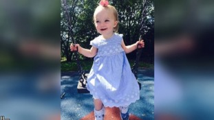 Police reviewing 'malicious comments' on social media following death of two-year-old Kiara Moore in Cardigan