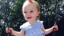Police warn over social media comments after two-year-old girl's death