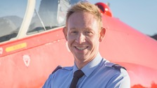Engineer who died in Red Arrows crash named as Corporal Jonathan Bayliss