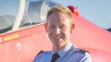 Engineer killed in Red Arrows crash named
