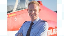 RAF engineer who died in Red Arrows crash named as Corporal Jonathan Bayliss