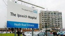 Ipswich and Colchester hospitals to merge