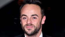 Ant McPartlin charged with drink driving following crash